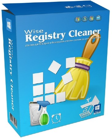 Wise Registry Cleaner Pro 9.46 Build 618