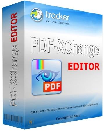 PDF-XChange Editor Plus 6.0 Build 322.7 + Portable