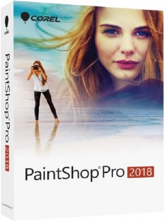Corel PaintShop Pro 2018 20.0.0.132 Retail